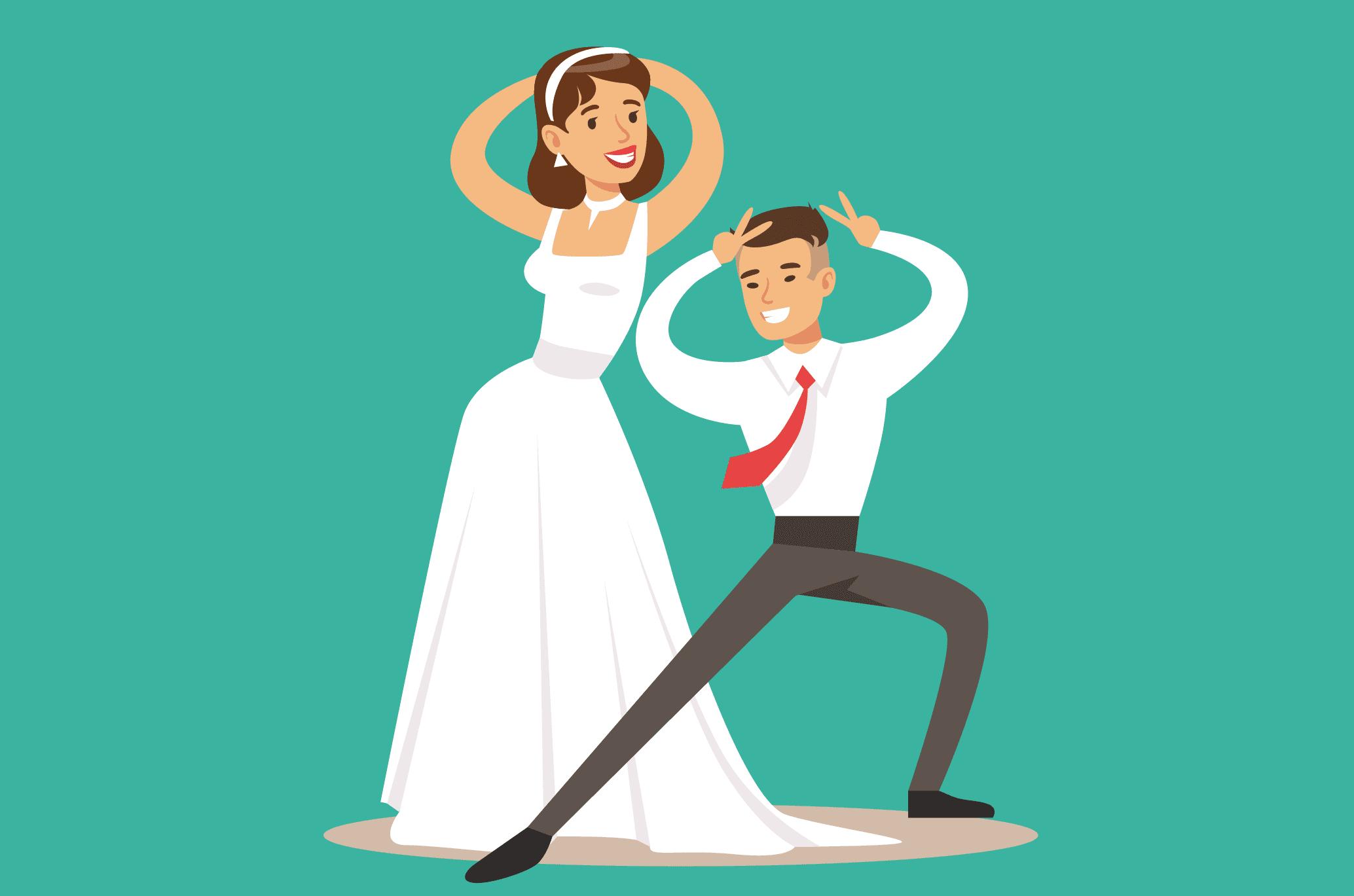 Le meilleur rétroplanning pour votre mariage