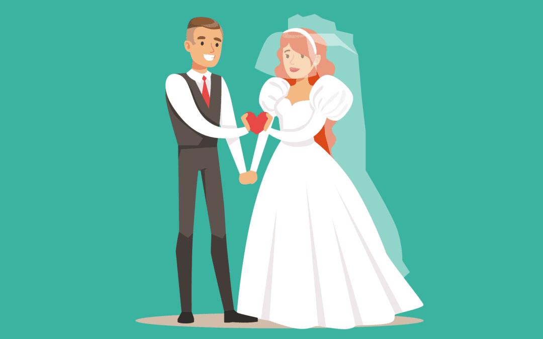 Commencer l'organisation de son mariage de A à Z